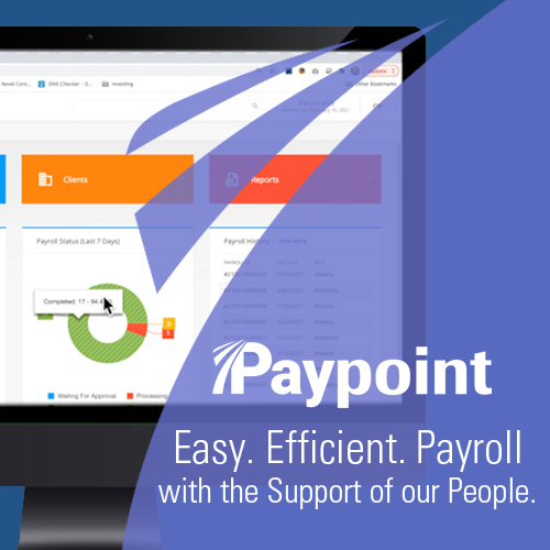 Managepoint Payroll Solutions with the Support of People
